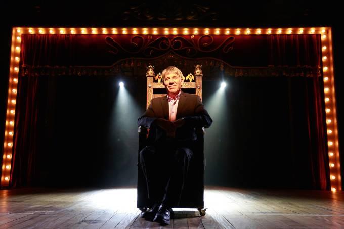 19/07/2019 , Pianista Stephen Schwartz lenda da Broadway.Foto : Claudio Gatti