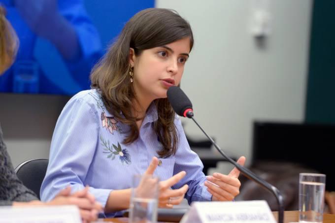 Tabata Amaral, deputada federal (PDT-SP)