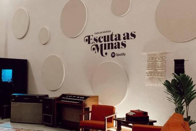 Casa de Música Escuta as Minas, espaço inaugurado pelo Spotify, dará oportunidades para cantoras mulheres