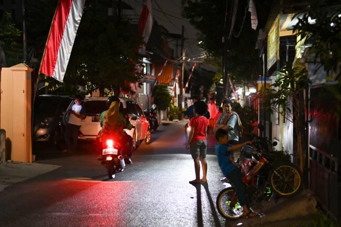 Terremoto Indonésia