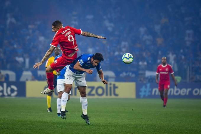 Copa Do Brasil Internacional Derrota Cruzeiro No 1º Jogo Da Semifinal