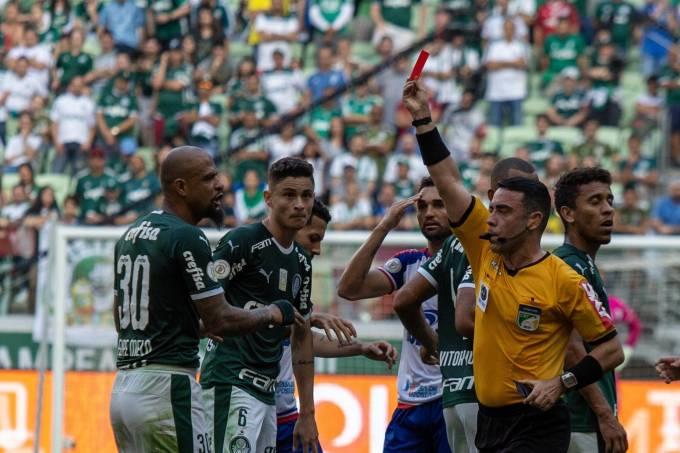 Palmeiras X Bahia /Campeonato Brasileiro