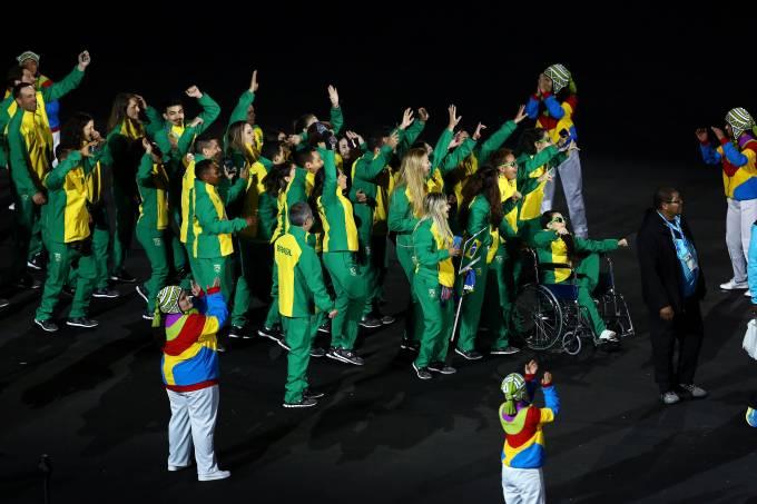 Jogos Pan-Americanos Lima 2019 – Cerimônia de Encerramento