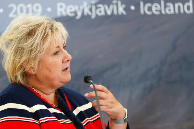 Annual informal summer meeting of the Nordic prime ministers in Reykjavik