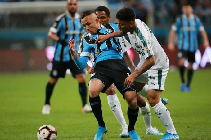 Copa Libertadores – Quarter Final – First Leg – Gremio v Palmeiras
