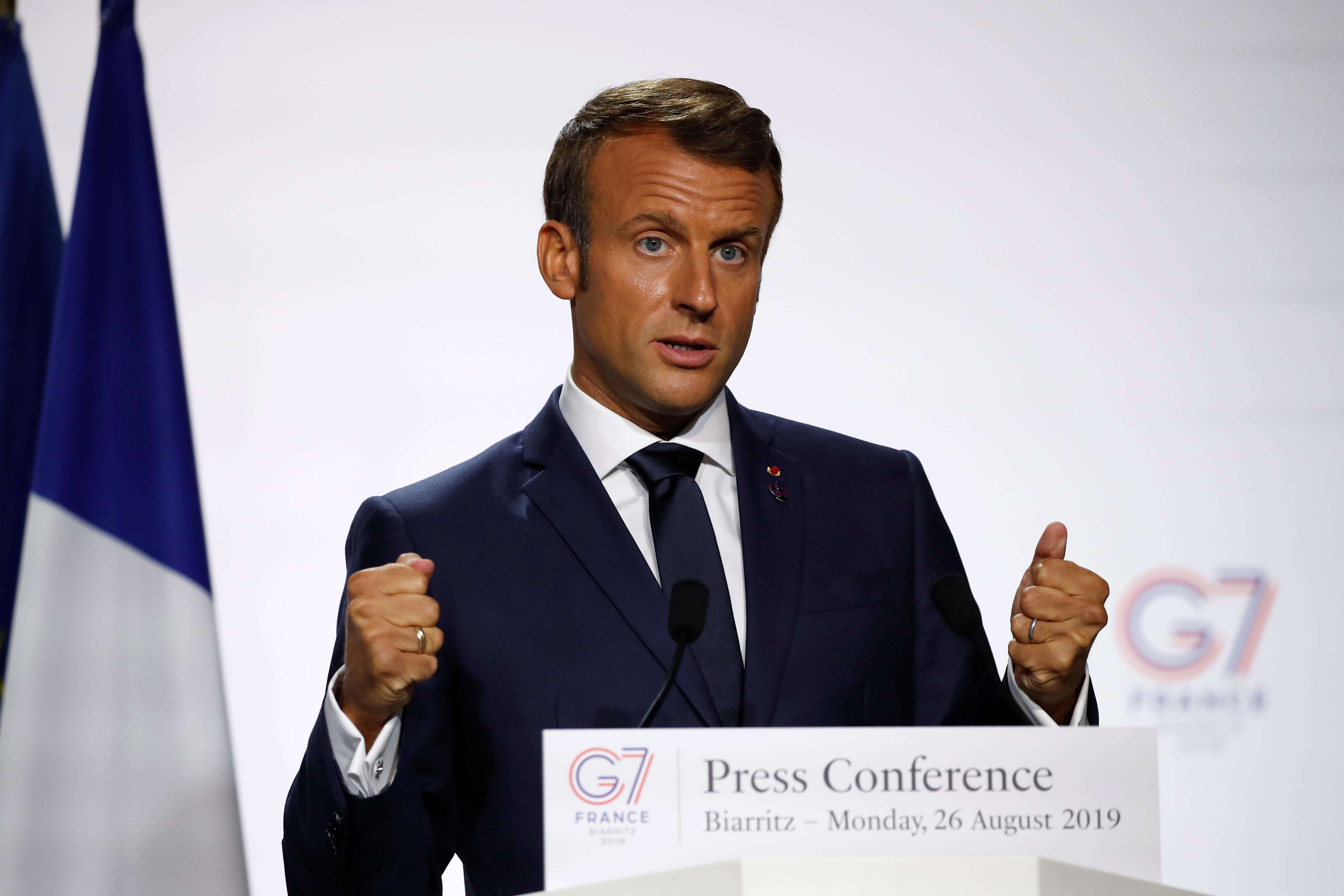 Comentario Sobre Primeira Dama Foi Extremamente Desrespeitoso Diz Macron Veja