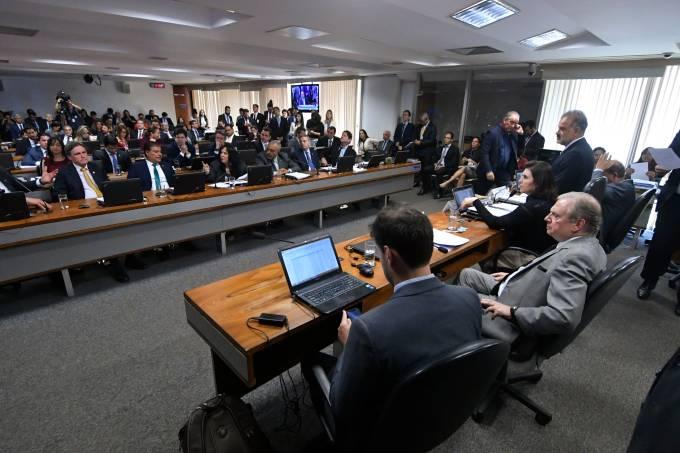 CCJ – Comissão de Constituição, Justiça e Cidadania
