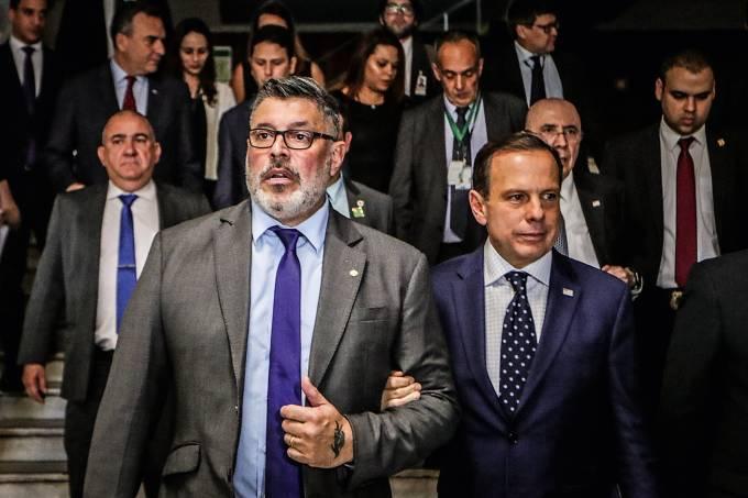 Doria apresenta Frota ¿ bancada do PSDB na C¿mara