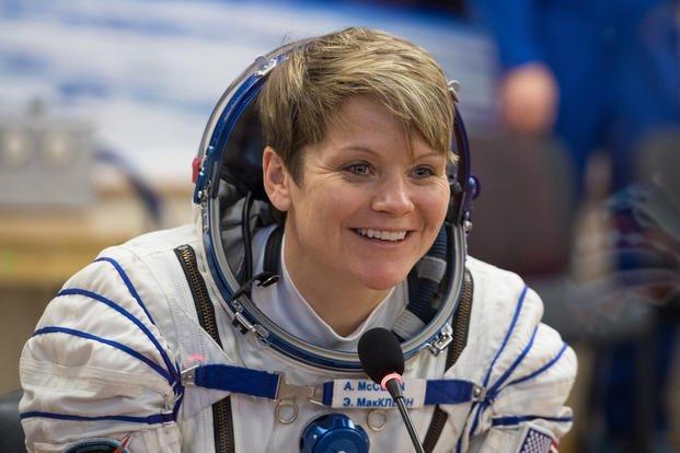 Anne McClain