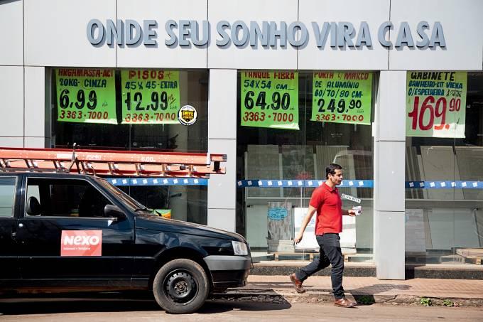 AQUECIMENTO DA ECONOMIA DE BRUMADINHO