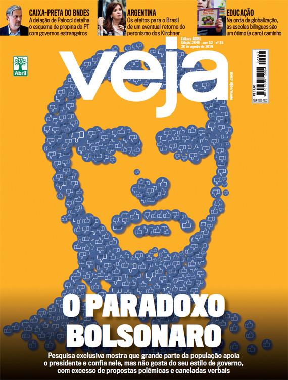 O PARADOXO BOLSONARO | VEJA