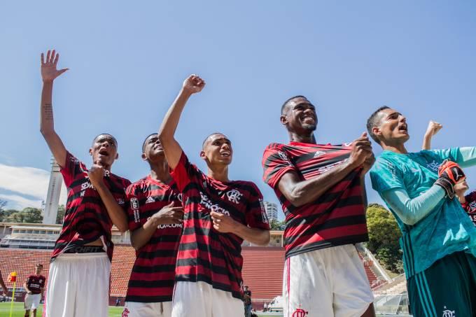 Coritnhians x Flamengo – Final Brasileirão 2019 Sub-17