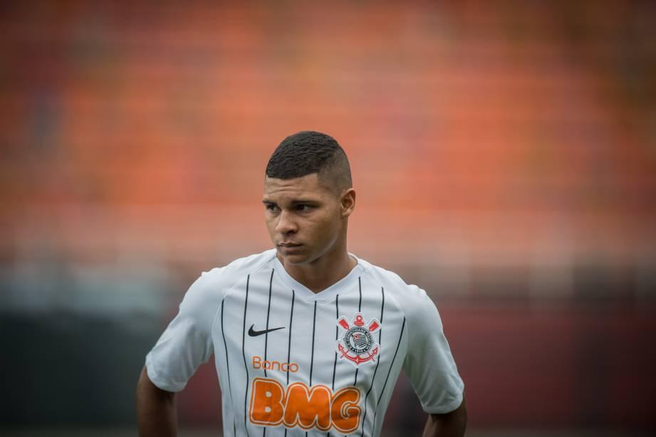 Danilo, meia do Corinthians