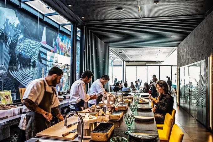 Imakay _ restaurante/gastronomia