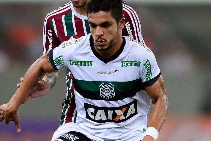 Everton Santos iniciará nova passagem pelo Figueirense