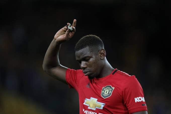Paul Pogba – Manchester United x Wolverhampton