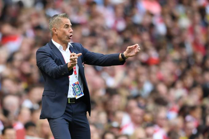 Arsenal v Olympique Lyonnais – Emirates Cup