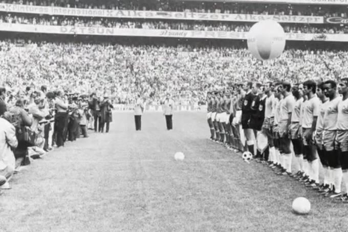 Final da Copa do Mundo de 1970