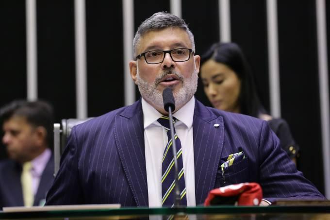 O deputado federal Alexandre Frota