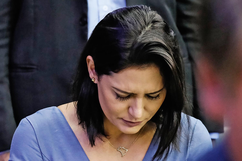 Primeira-dama: O drama de Michelle: avó traficante e mãe acusada ...