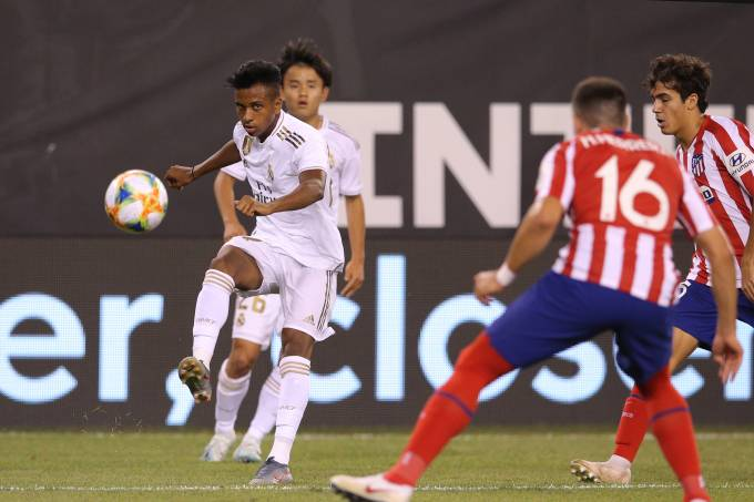Soccer: International Champions Cup-Real Madrid at Atletico de Madrid