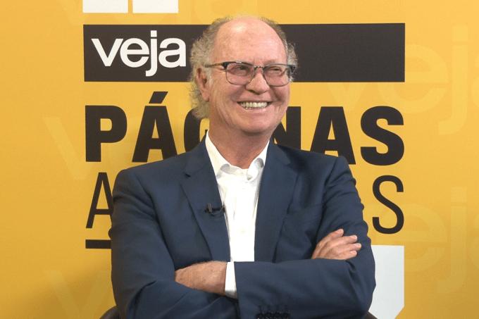 Paulo Roberto Falcão em entrevista na VEJA para o Páginas Amarelas