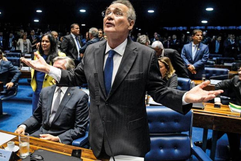 Só nessa mistura de bangue-bangue com pornochanchada um Renan Calheiros poderia exigir que o procurador Deltan Dallagnol seja afastado da Lava Jato.