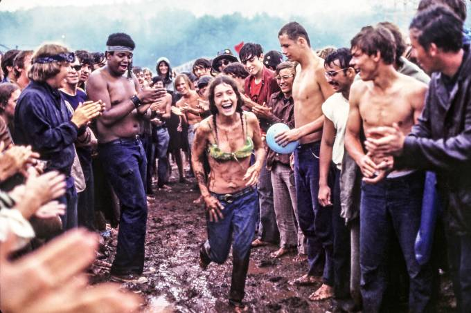 Woodstock Music Festival, 1969