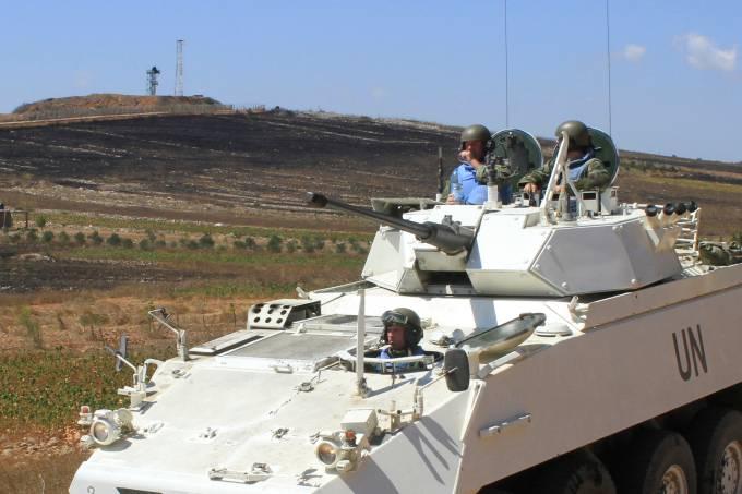 ISRAEL-LEBANON-CONFLICT