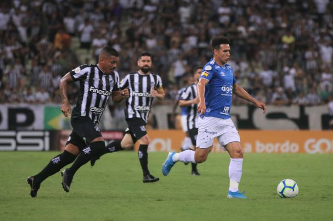 Ceará e Cruzeiro