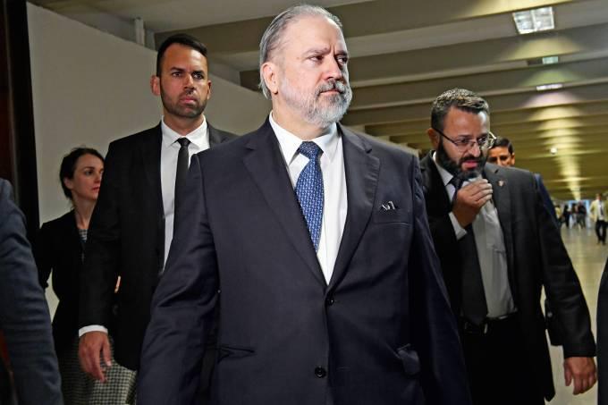 Subprocurador-geral da República Augusto Brandão Aras
