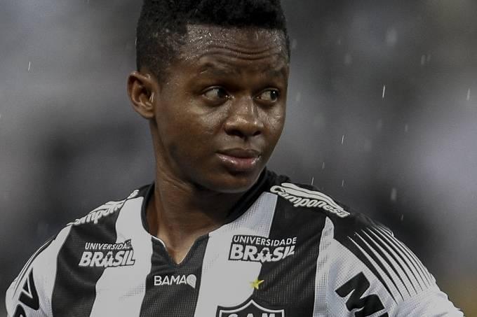 Meia Juan Cazares, do Atlético Mineiro