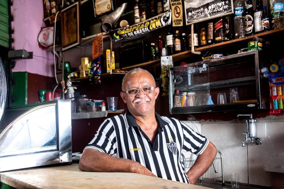 Orlando Silva, 64 anos: à frente do negócio campeão desde 1980