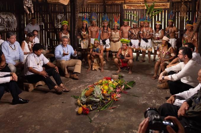 Pacto de Letícia para Amazônia