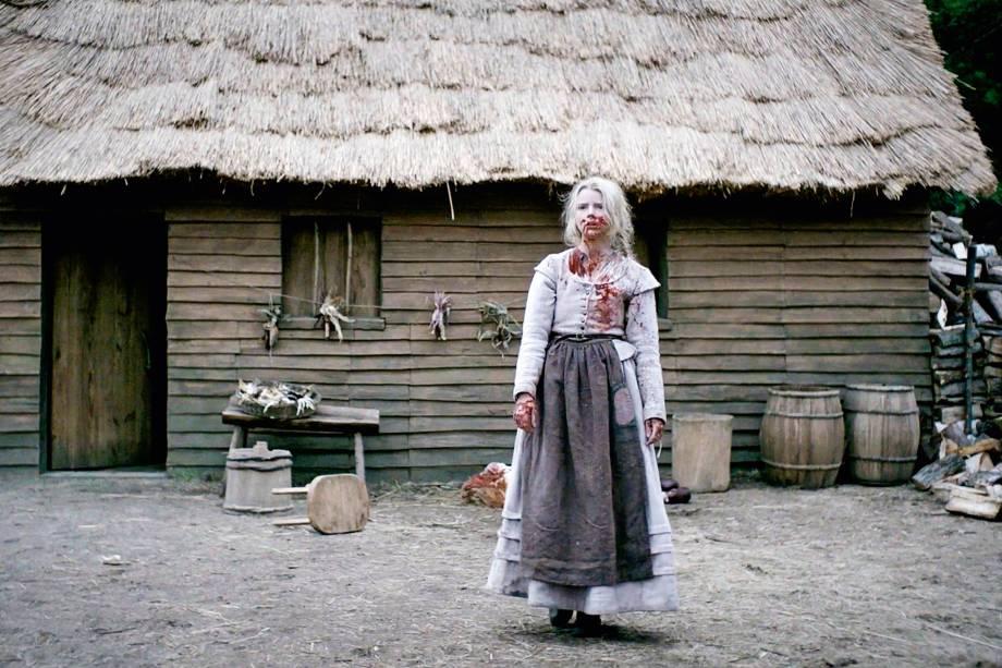 A BRUXA (2015) - Uma família puritana definha numa fazenda isolada em Massachusetts enquanto a filha mais velha entra na puberdade. O expoente da nova fase do gênero