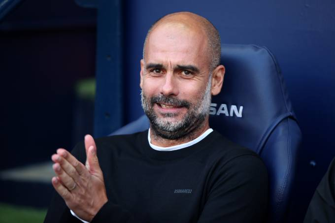 Manchester City – Guardiola
