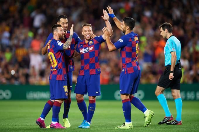Barcelona x Villarreal – Campeonato Espanhol