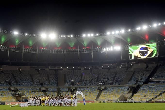 Fluminense v Santos – Brasileirao Series A 2018