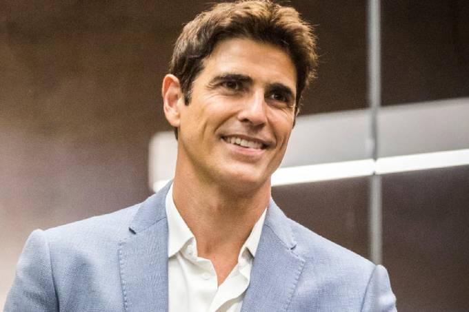 Reynaldo Gianecchini vive Régis em 'A Dona do Pedaço'
