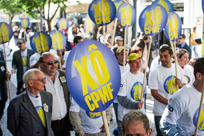 IMPOSTO-CPMF-PROTESTO