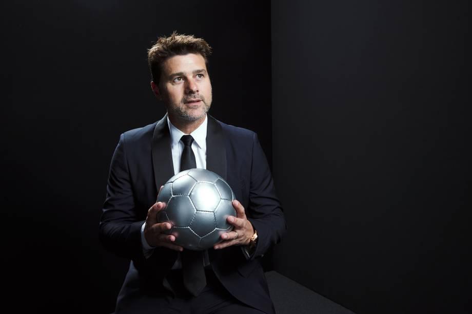 Mauricio Pochettino no prêmio The Best FIFA, em Milão