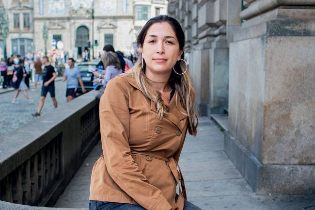 NO PREJUÍZO - Nathalia: dificuldades para pagar o aluguel da loja no Porto