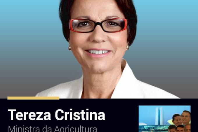 Podcast Funcionário da Semana: Tereza Cristina