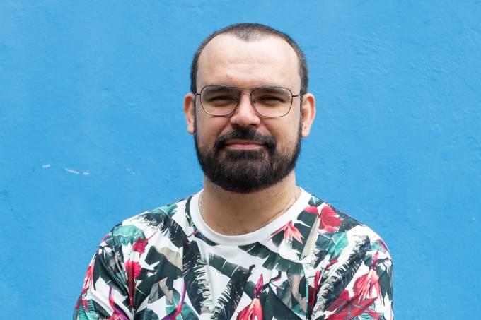 Professor Rodrigo Seixas