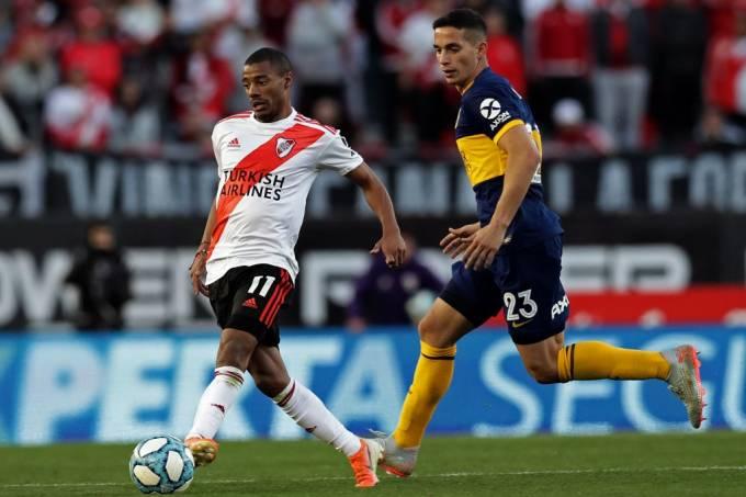 River Plate x Boca Juniors