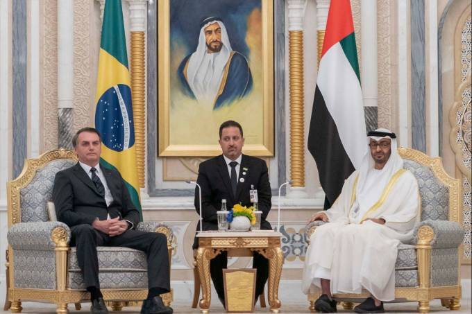 UAE-BRAZIL-POLITICS-DIPLOMACY