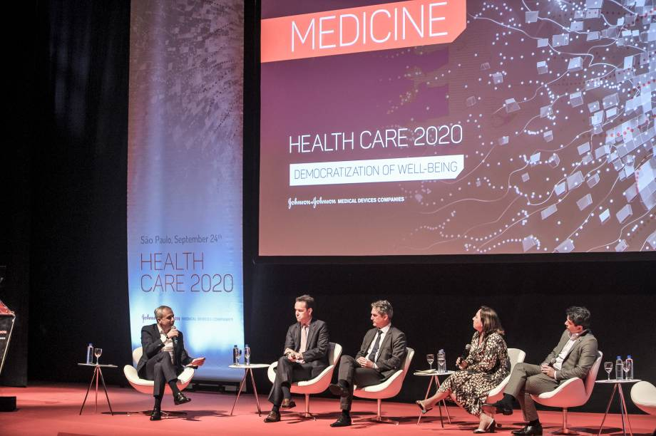 Adriano Caldas modera painel no Health Care 2020