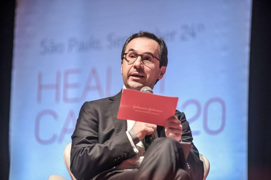 <span>Mircea Cubillos, diretor-executivo da Ethicon para a América Latina</span>