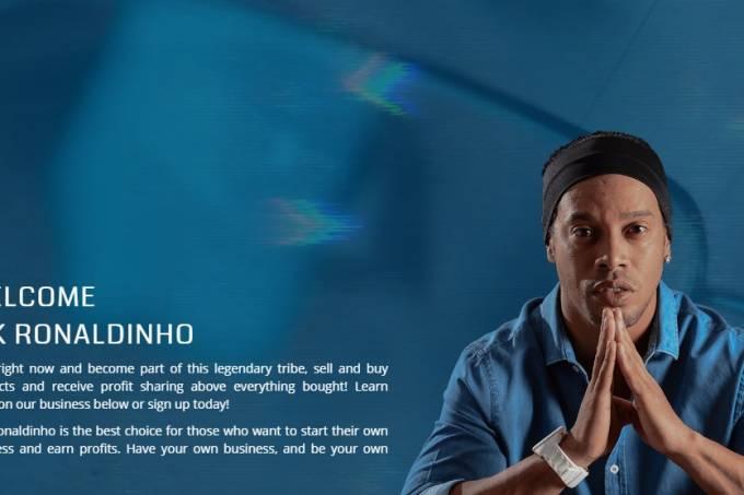 Site 18K Ronaldinho