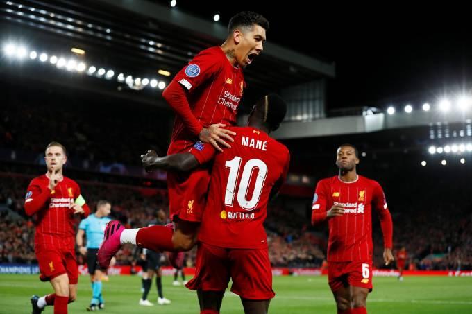 Champions League – Group E – Liverpool v FC Salzburg